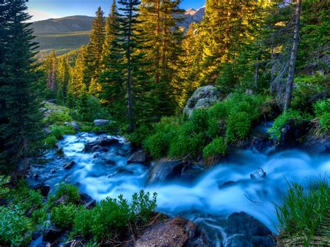 Peaceful River Wallpapers