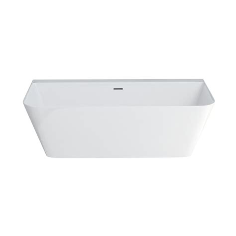 Tub Back by Patinato Back To Wall Tub In Belgravia Crosshead