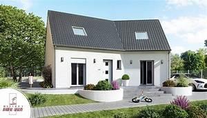 Plan Maison Pas Cher : maison versiere r 1 pour petits budgets ~ Melissatoandfro.com Idées de Décoration