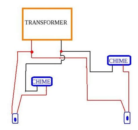 how to install a doorbell with transformer side of adding a 2nd doorbell chime and already have 1 transformer
