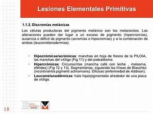 lesiones elementales dermatologia Incontinentia pigmenti achromians