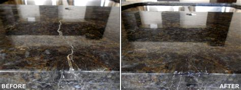 granite restoration repair for countertops marble