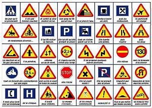 Code De La Route Signalisation : tous les panneaux de signalisation du code de la route belge ~ Maxctalentgroup.com Avis de Voitures