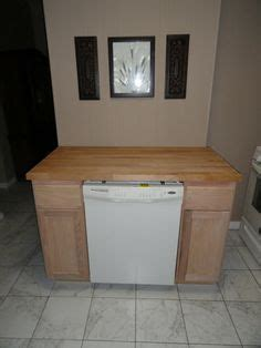 how is a kitchen island how to build a free standing dishwasher cabinet 8488
