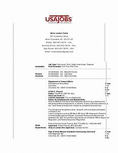 Usajobs resume builder 05 16 16 5 for Federal government resume builder
