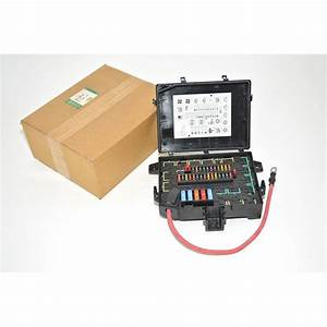 Land Rover Fusebox Relay Fuse Box Oem Range P38 99
