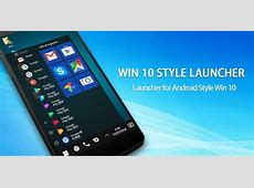 Win10 launcher theme &wallpaper Apps on Google Play