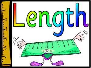 Measuring Length Clip Art