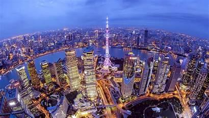 Shanghai China Cities Wallpapers Capital Bridge Wenzhou