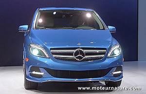 Mercedes Classe B Electrique : mercedes classe b lectrique la d ception ~ Medecine-chirurgie-esthetiques.com Avis de Voitures