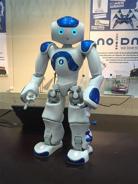 Nao (robot) Wikipedia