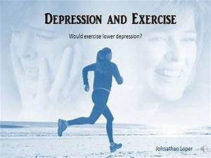 Depression And Exercise