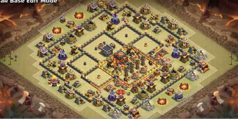 3 th10 layouts with 2 10 legendary th10 war base layouts farming base layouts 2017 3 th