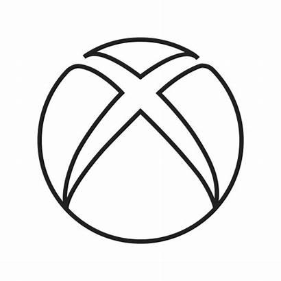 Xbox Icon Microsoft Social Logos Play Computer