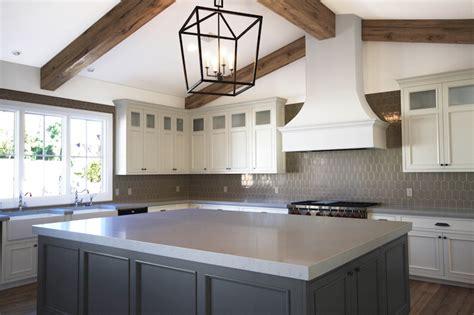 kitchen with backsplash kitchen with gray backsplash transitional kitchen
