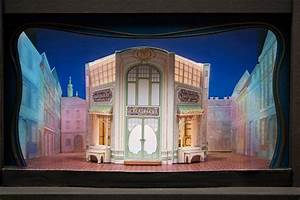 David, Rockwell, Shares, Photographs, Of, Detailed, Theatre, Set, Models