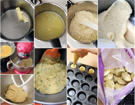 goug 232 res au parmesan aneth et persil et test de la cong 233 lation quot mes brouillons de cuisine
