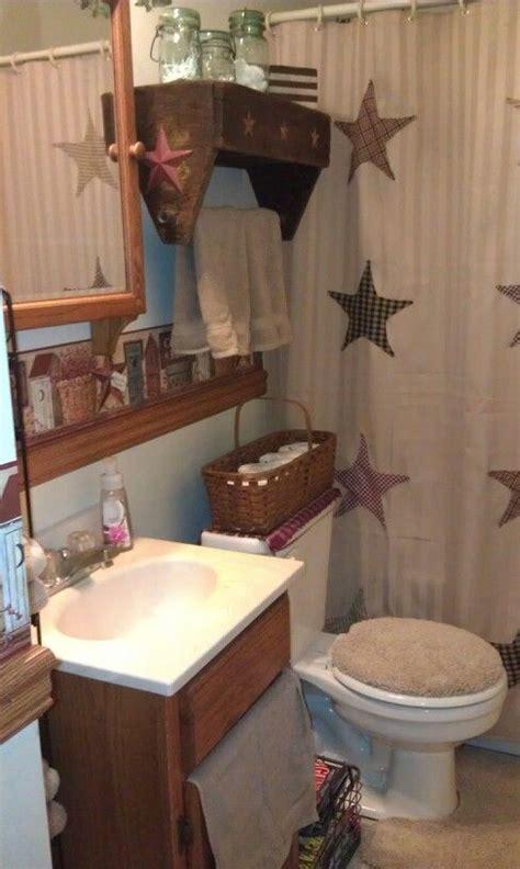 primitive bathroom ideas 268 best prim bath ideas images on bathroom