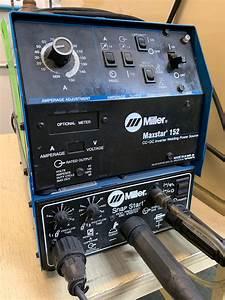 Miller Maxstar 152 Cc
