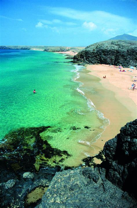 top best the best beaches in lanzarote