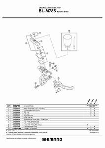 Bicycle Disc Brake Parts Diagram