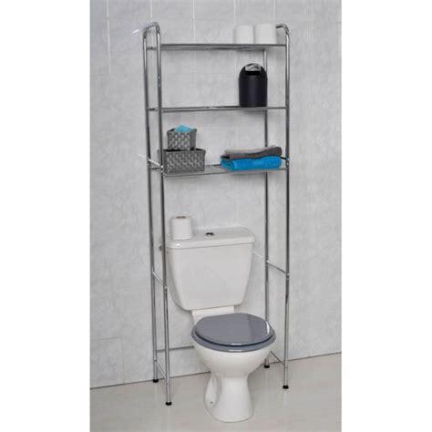 meuble de wc meuble wc metal chrome achat vente colonne armoire wc meuble wc metal chrome cdiscount