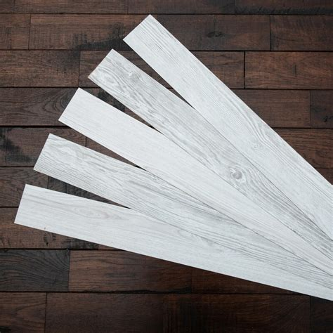 nance industries   wall    vinyl peel stick planks reviews wayfair