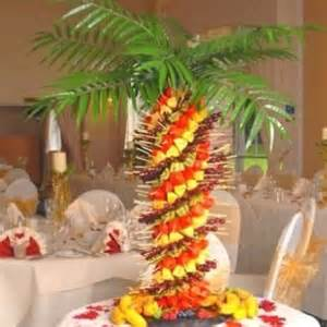 Tropical Wedding Decorations by Mariage Th 232 Me Exotique D 233 Coration Forum Mariages Net