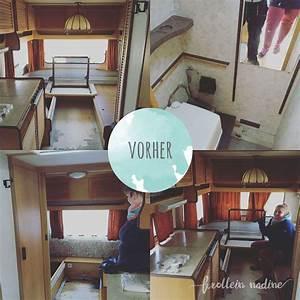 Bauwagen Innen Gestalten : caravanmakeover vorher bild wohnwagenliebe camper camping und caravan ~ Yasmunasinghe.com Haus und Dekorationen
