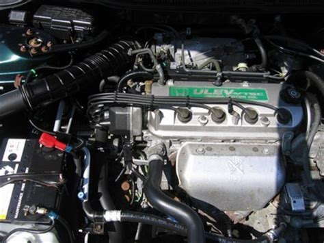how do cars engines work 1990 honda accord spare parts catalogs quot plaque quot on top of the engine is green honda tech