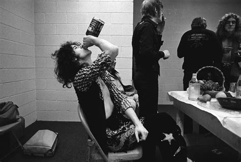 Jimmy Page And Robert Plant, Indianapolis, In, 1975
