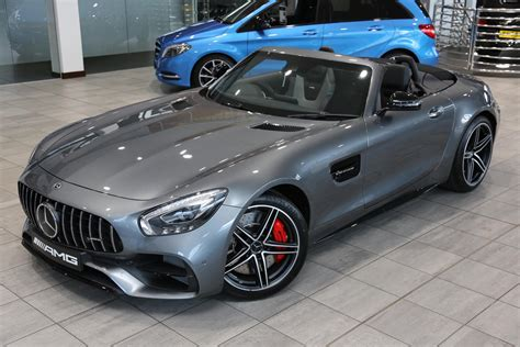 Used 2017 Mercedes-Benz AMG AMG GT C for sale in North