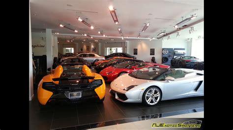 Exotic Car Showroom || Walk Through || Gopro Hero 2 || F.c