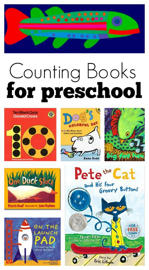the best counting books for preschool no time for flash 516 | the best counting books for preschool