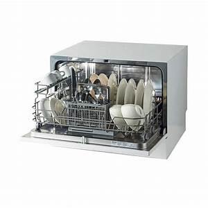 Petit Lave Vaisselle 6 Couverts : mini lave vaisselle 6 couverts acheter lectrom nager l 39 homme moderne ~ Farleysfitness.com Idées de Décoration