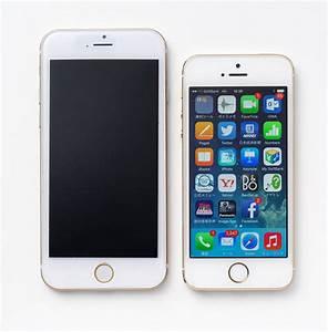 Maße Iphone 6 : iphone 6 la production de masse d buterait la semaine prochaine igeneration ~ Markanthonyermac.com Haus und Dekorationen