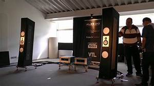 Was Heißt High End : albedo audio alecta flagship speakers at munich high end audio show 2016 youtube ~ Markanthonyermac.com Haus und Dekorationen