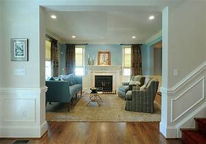 Chevy chase classic family home by dc interior designer for Interior home designers and washington dc