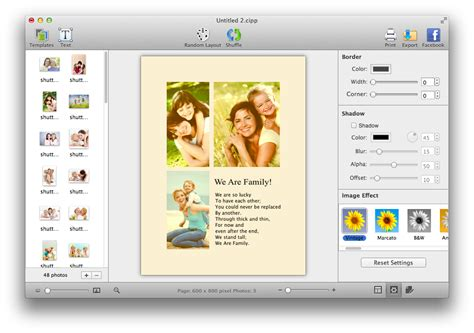 graphic design software for mac collageit for mac graphic design software 50 for mac