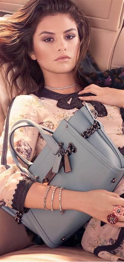 Selena Gomez 4k Coach Wallpapers A2 Y85
