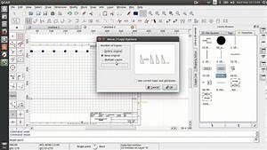 Wiring Diagram Tutorial With Qcad  No Sound