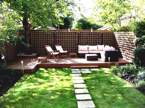 landscaping ideas for small gardens home dignity