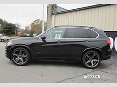 BMW X5 with 22in Savini BM8 Wheels exclusively from Butler