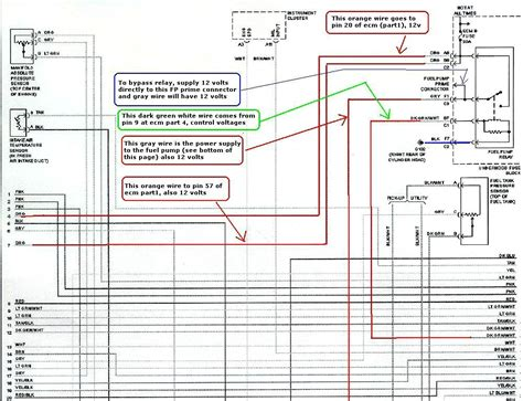2005 honda odyssey starter wiring diagram fuse box and