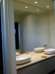 bathroom mirror ideas on wall mirrors repair replace and install in vancouver bc