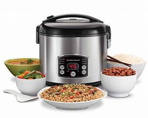 Digital Simplicity U2122 Rice Cooker And Steamer