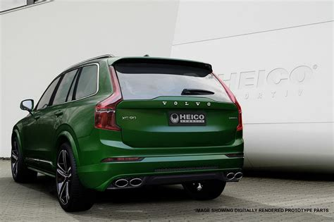 Green Volvo by Matte Green Volvo Xc90 Signed By Heico Sportiv