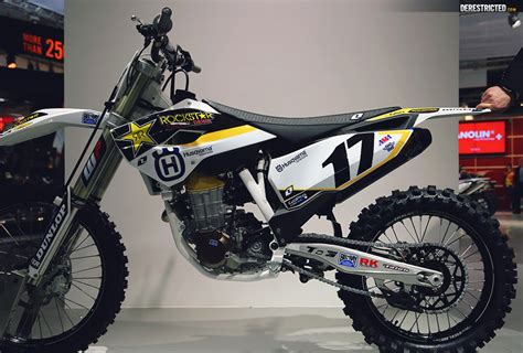 Husqvarna Fc 450 Backgrounds by Husqvarna Racing Factory Bikes At Eicma Derestricted