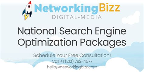 Search Engine Optimisation Packages by Networking Bizz Search Engine Optimization