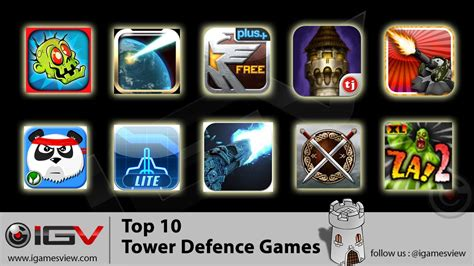 best tower defense iphone top 10 tower defence for iphone ipod touch